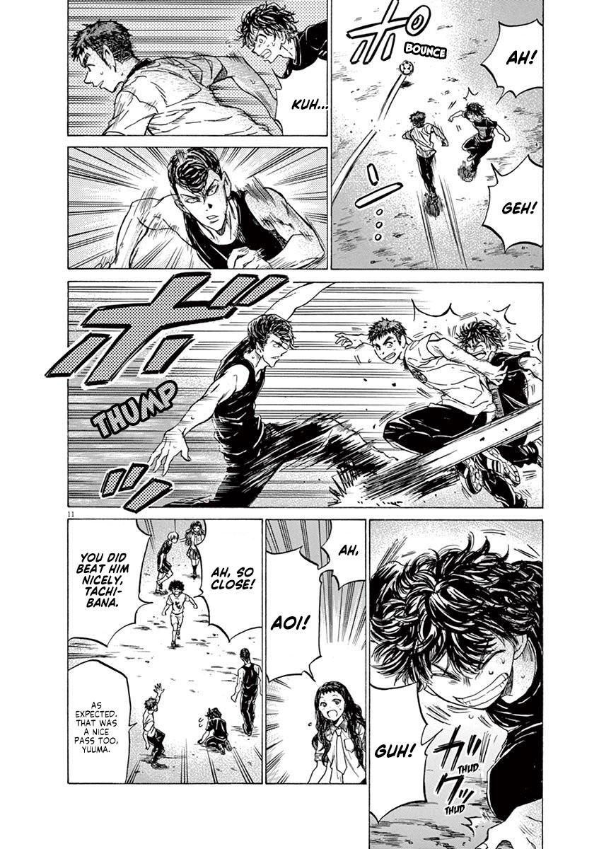 Ao Ashi Vol.14 Chapter 141: Everyone Is Unique page 13 - Mangakakalots.com