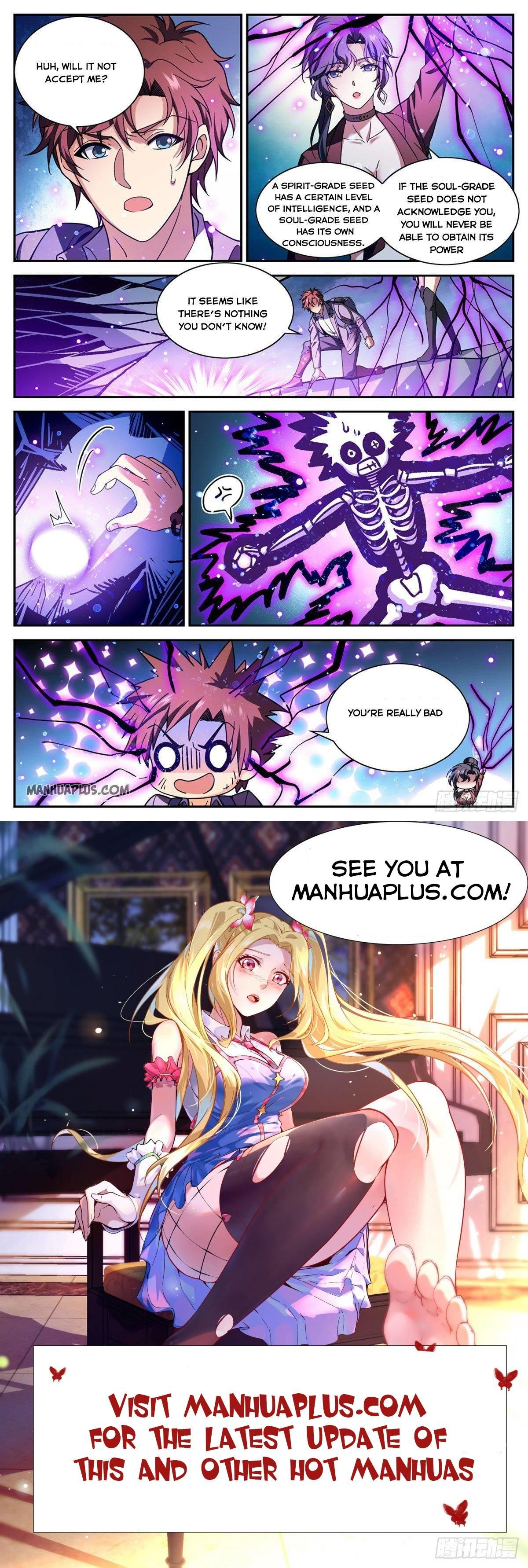 Versatile Mage Chapter 674 page 12 - Mangakakalots.com