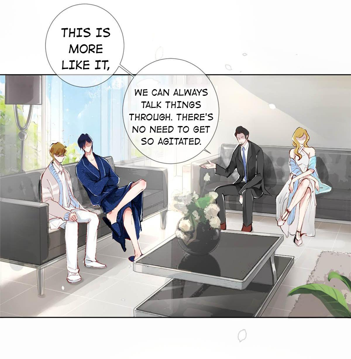 Best Actors Apartment Chapter 27: I Have The Final Say In His Matters page 22 - Mangakakalots.com