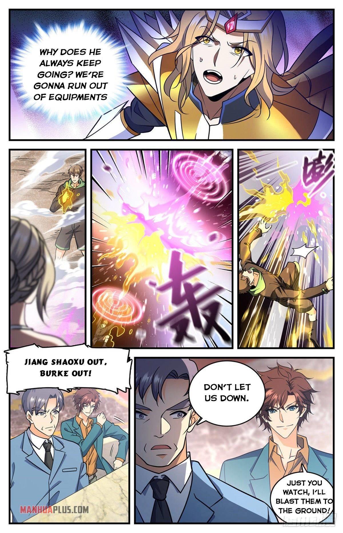 Versatile Mage Chapter 723 page 13 - Mangakakalots.com