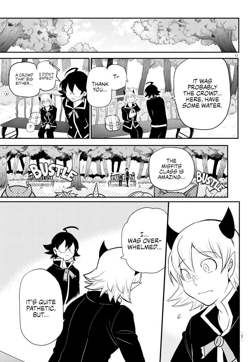 Mairimashita! Iruma-Kun Chapter 214: Welcome To Babyls! page 19 - Mangakakalots.com