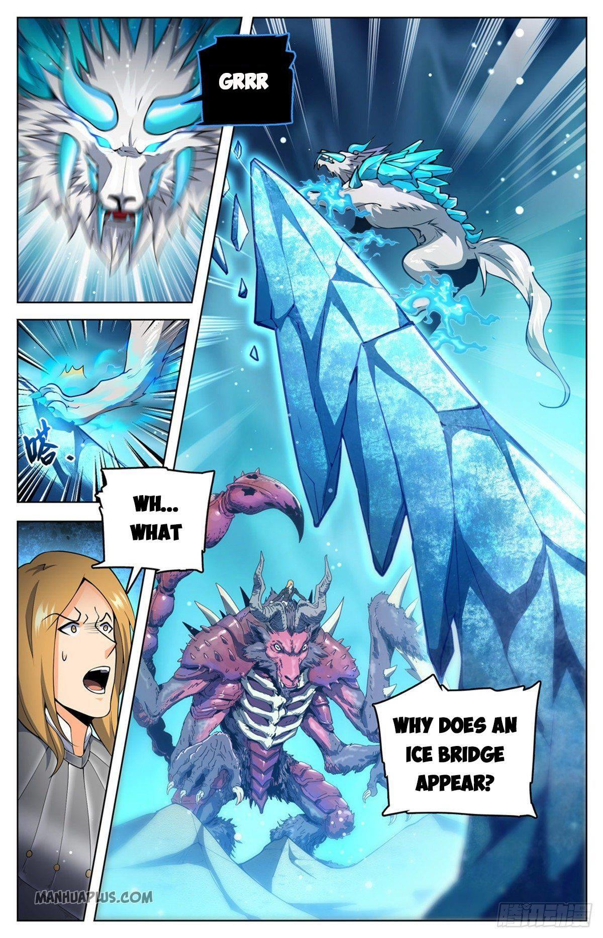 Versatile Mage Chapter 709 page 4 - Mangakakalots.com