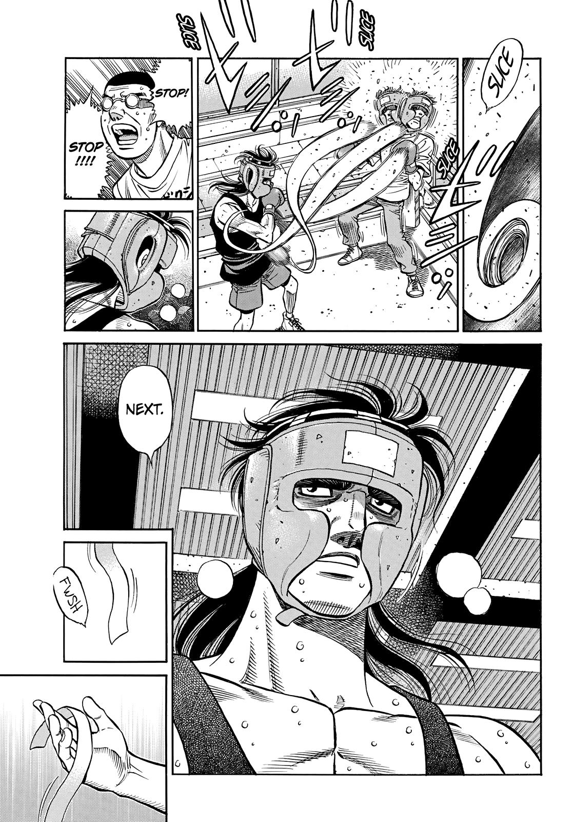 Hajime No Ippo Chapter 1351: The Makunouchi Generation page 16 - Mangakakalots.com