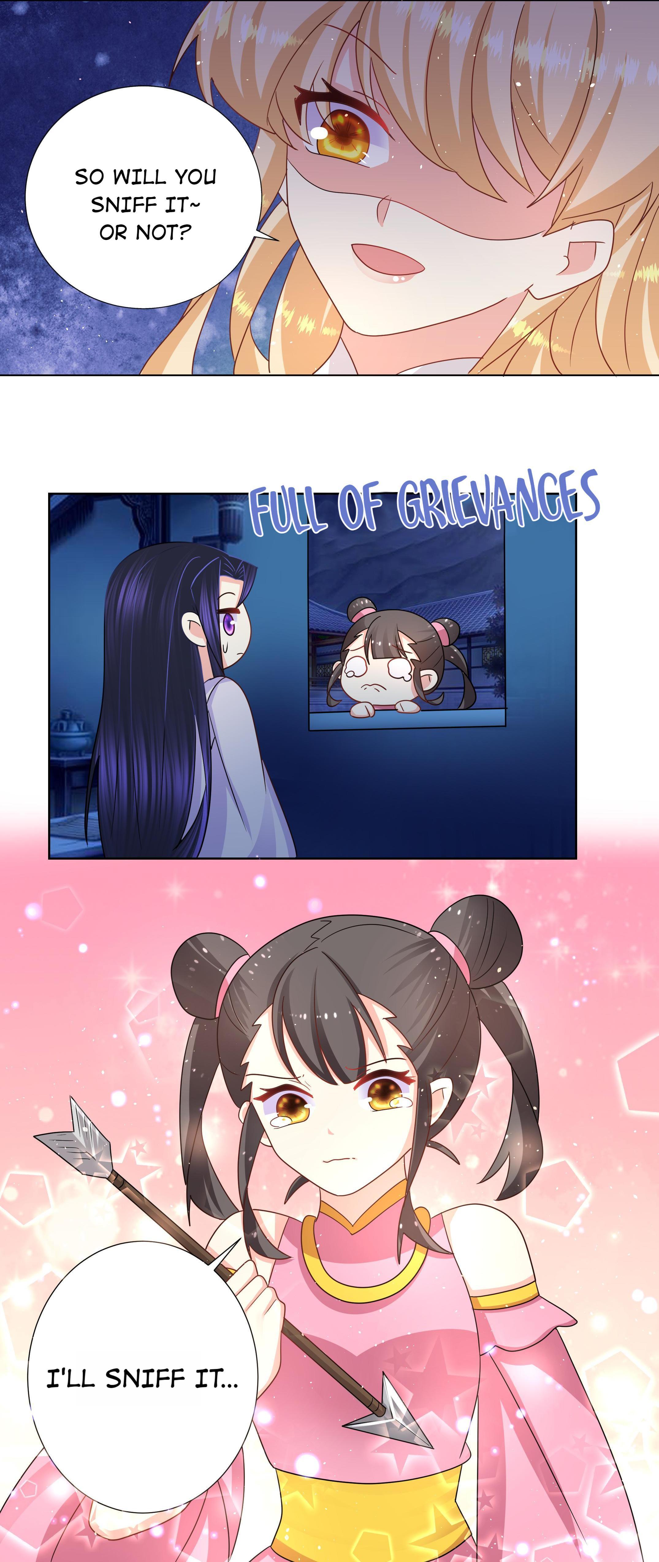 The Incapable Married Princess Chapter 31: Use Me Like A Dog? page 23 - Mangakakalots.com
