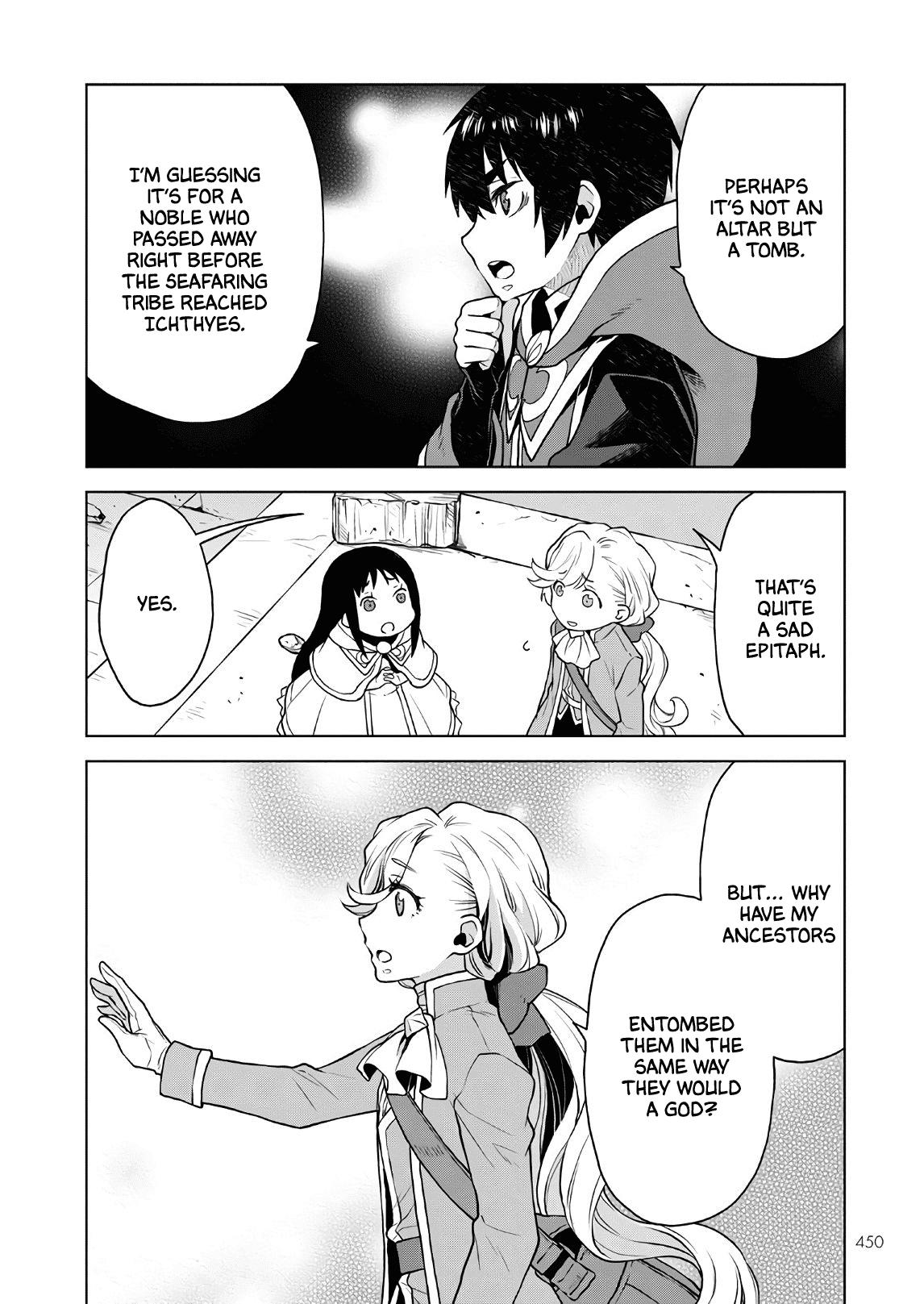 Deathbound Duke's Daughter And Seven Noblemen Chapter 6 page 18 - Mangakakalots.com
