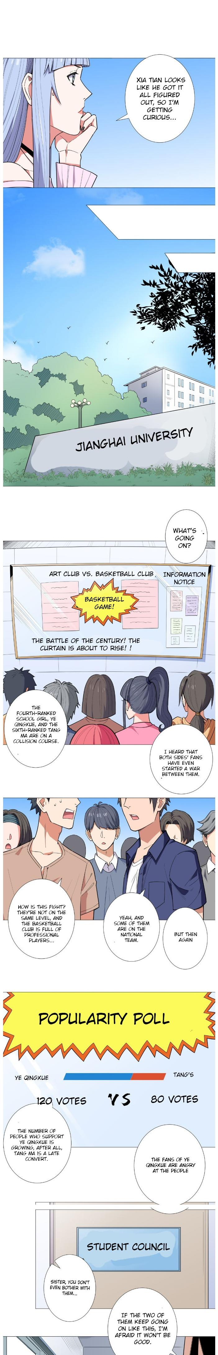 The Supreme Almighty Master Chapter 21 page 6 - Mangakakalots.com