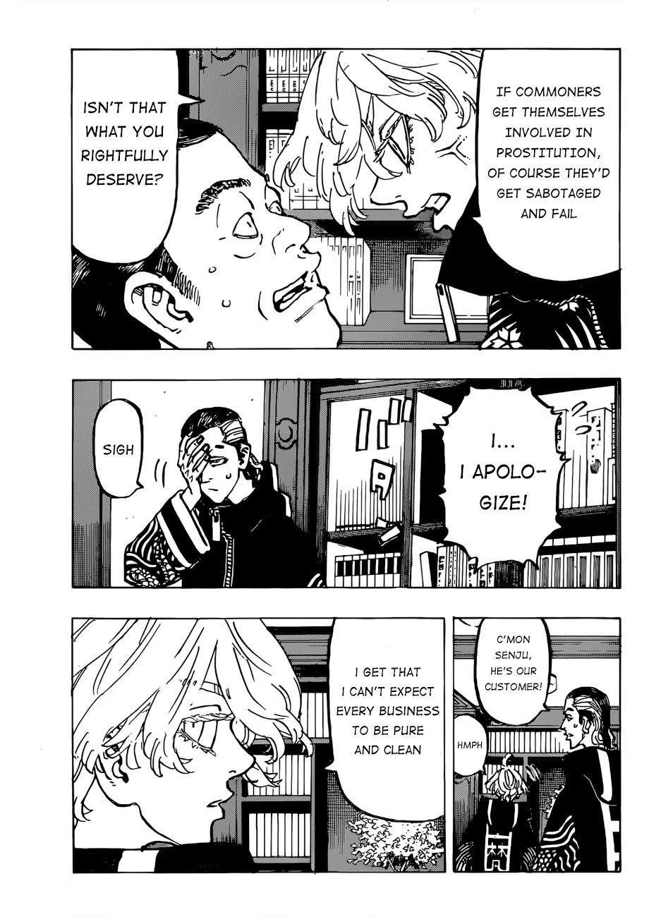 Tokyo Manji Revengers Chapter 218: Queen It Over page 3 - Mangakakalot