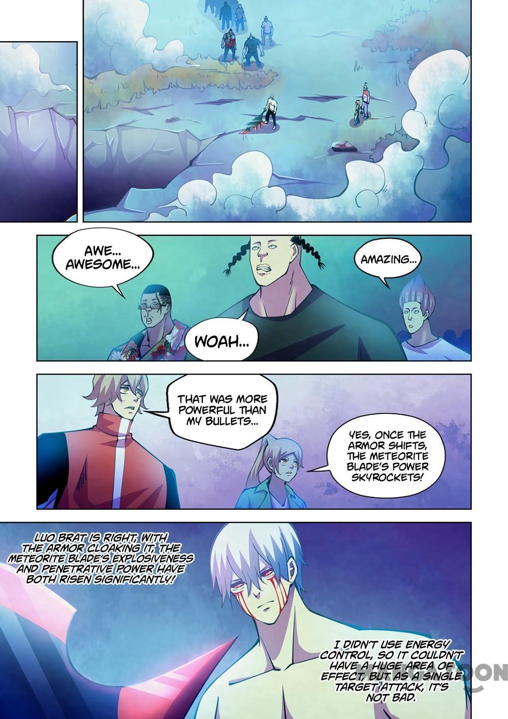 Moshi Fanren Chapter 247 page 1 - Mangakakalots.com
