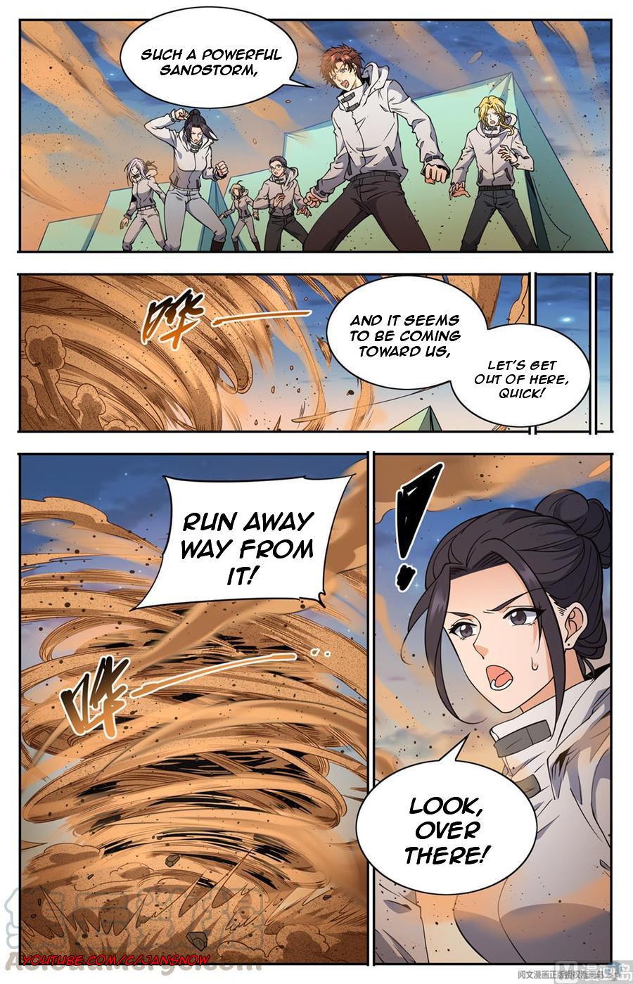 Versatile Mage Chapter 660 page 10 - Mangakakalots.com