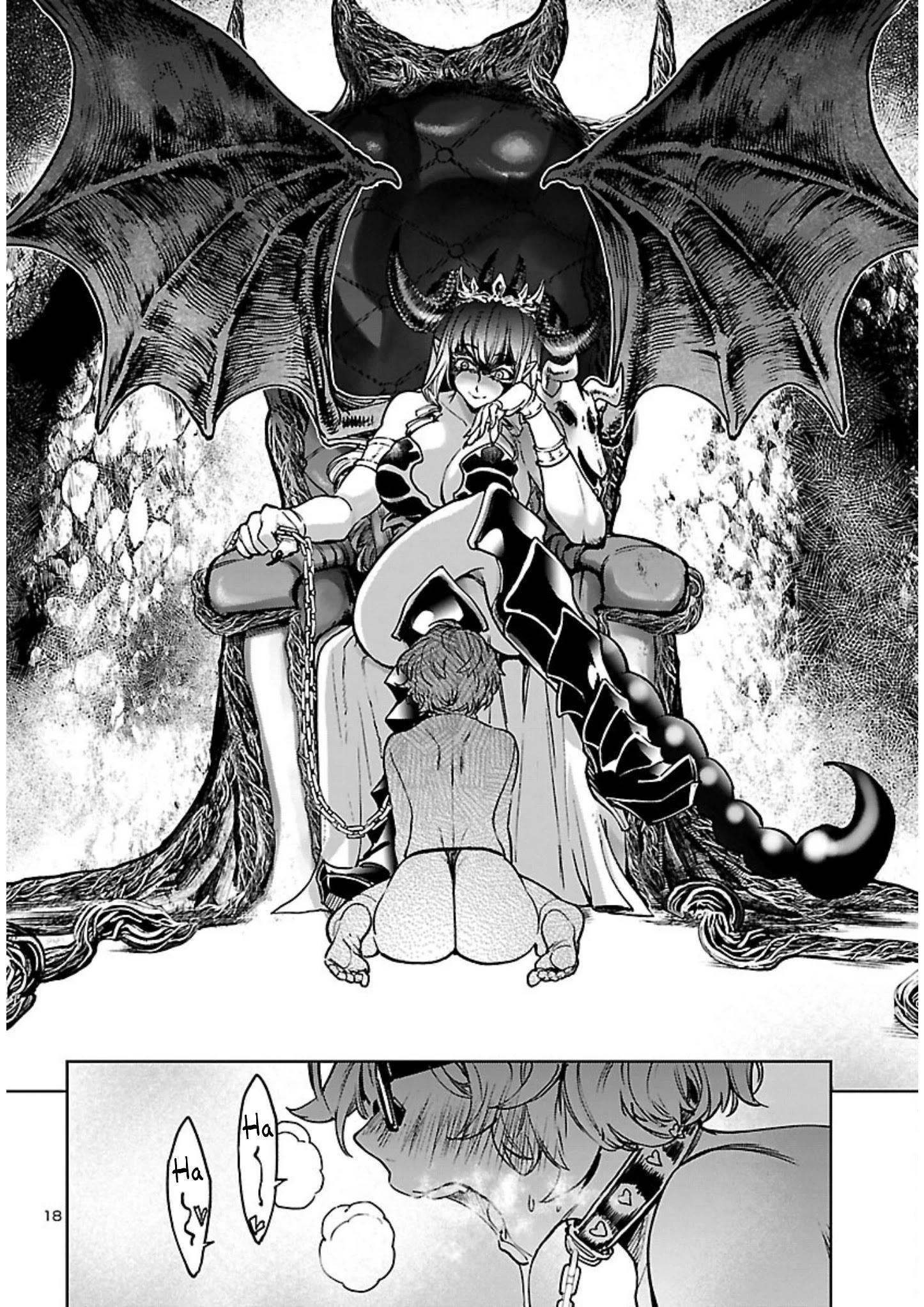 Succubus & Hitman Chapter 16: A Storm Right Around The Corner page 19 - Mangakakalots.com