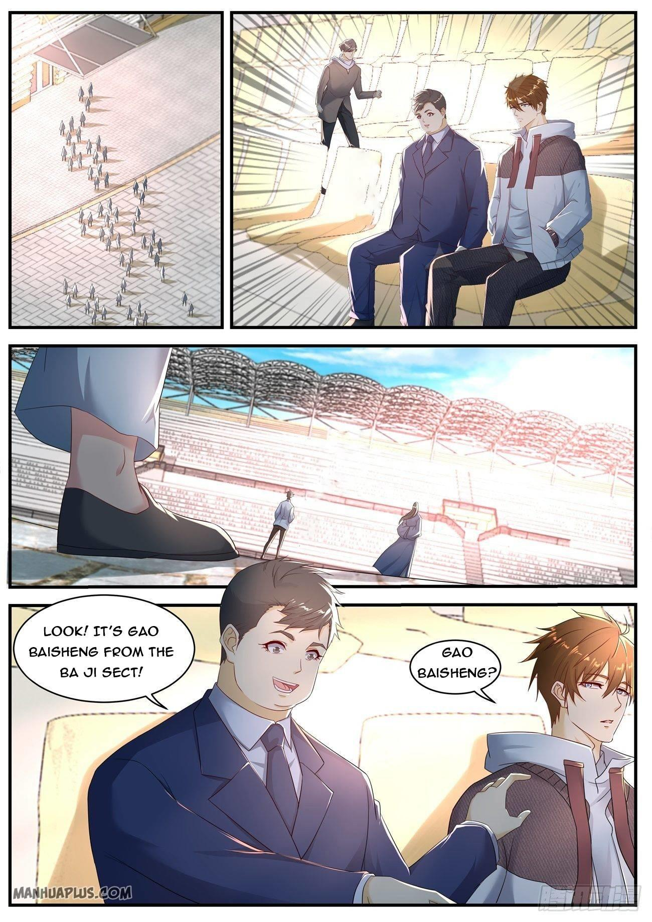 Rebirth Of The Urban Immortal Cultivator Chapter 568 page 2 - Mangakakalots.com