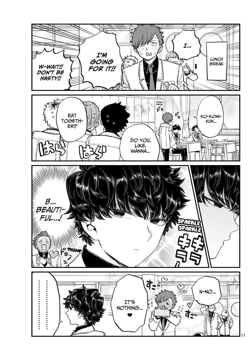 Komi-San Wa Komyushou Desu Vol.10 Chapter 133: Komi-Kun page 11 - Mangakakalot