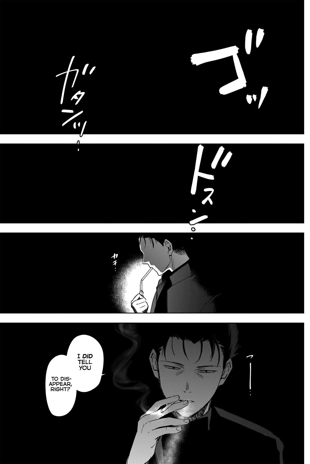 Boy's Abyss Chapter 65: Moonlight page 10 - Mangakakalots.com