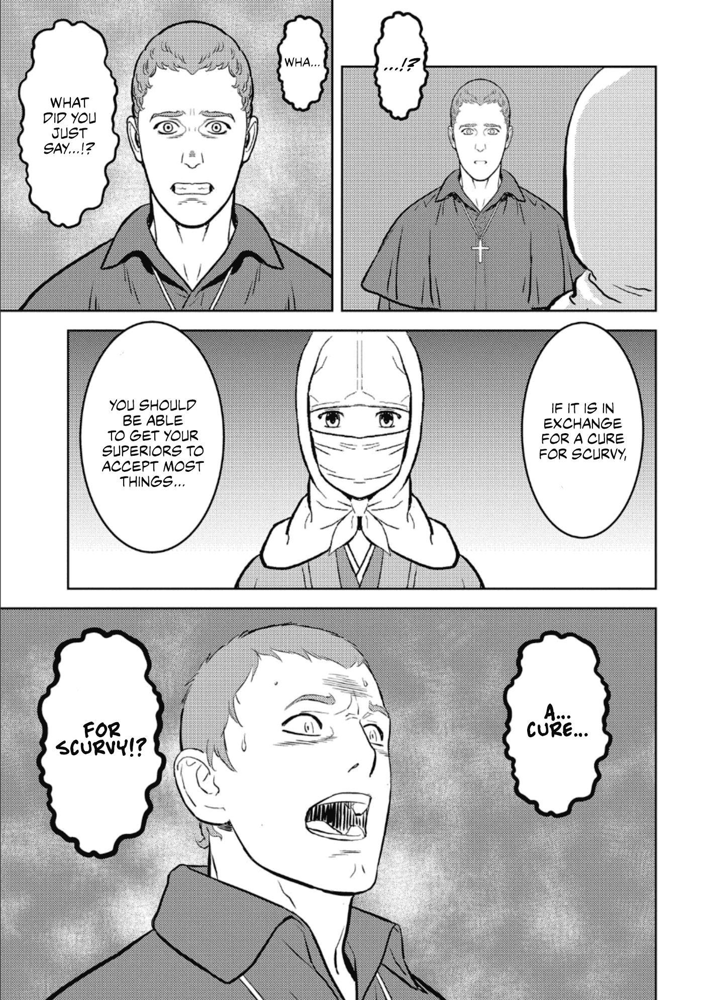 Sengoku Komachi Kurou Tan! Chapter 41 page 12 - Mangakakalots.com
