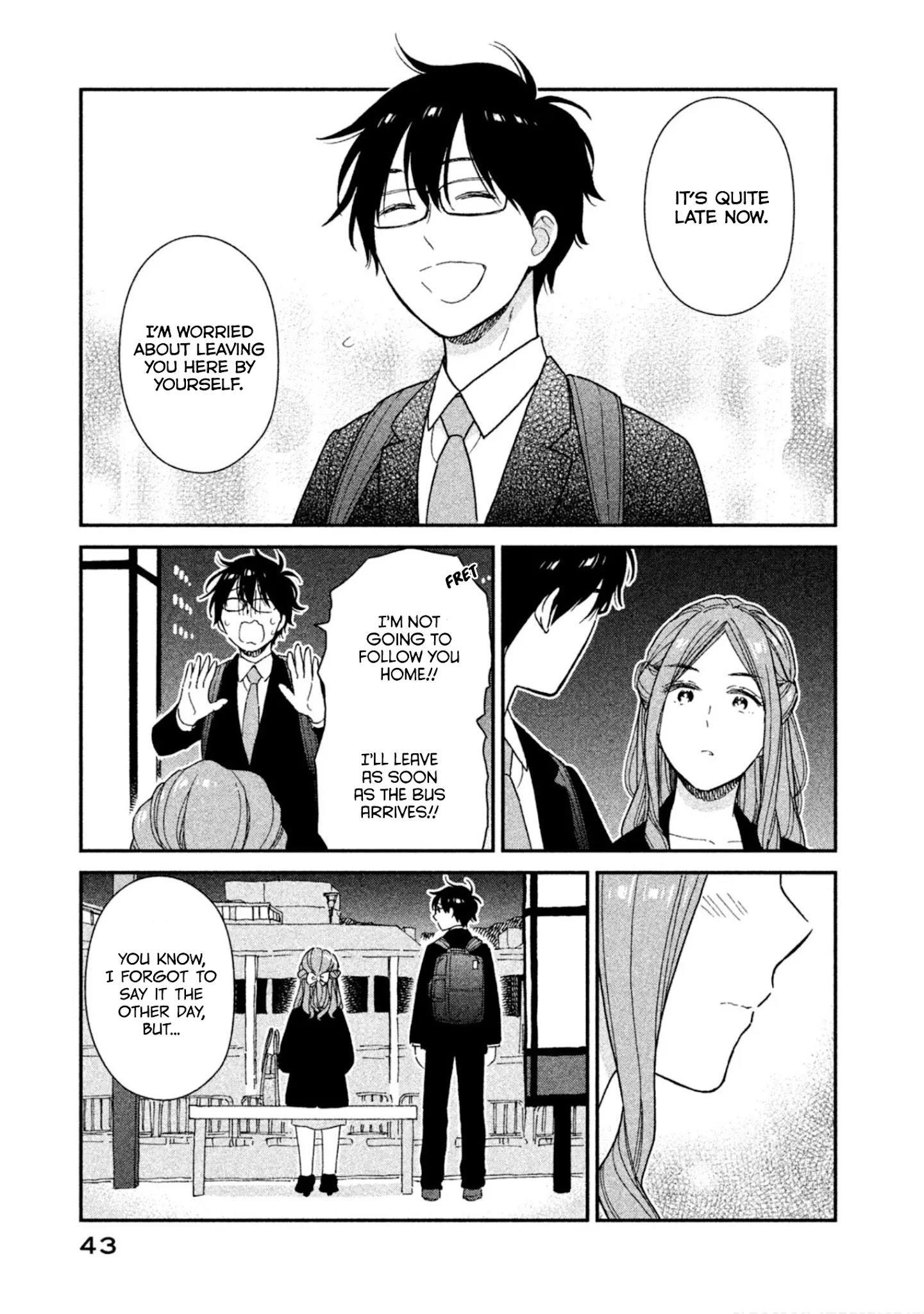 Rental Girlfriend Tsukita-San Chapter 11: 11Th Date page 13 - Mangakakalots.com