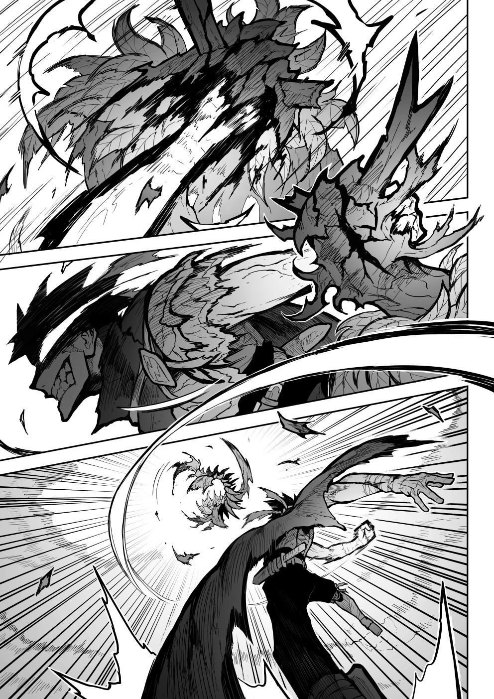 Dragon Claw Vol.2 Chapter 10: Dedication page 4 - Mangakakalots.com