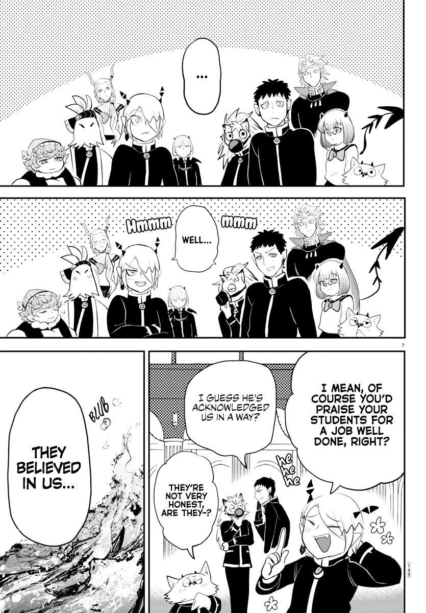 Mairimashita! Iruma-Kun Chapter 213: The Loveliest Memento. page 7 - Mangakakalots.com