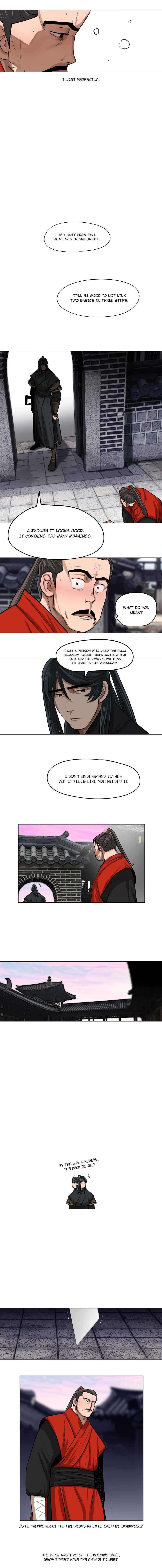 Escort Warrior Chapter 26 page 8 - Mangakakalots.com