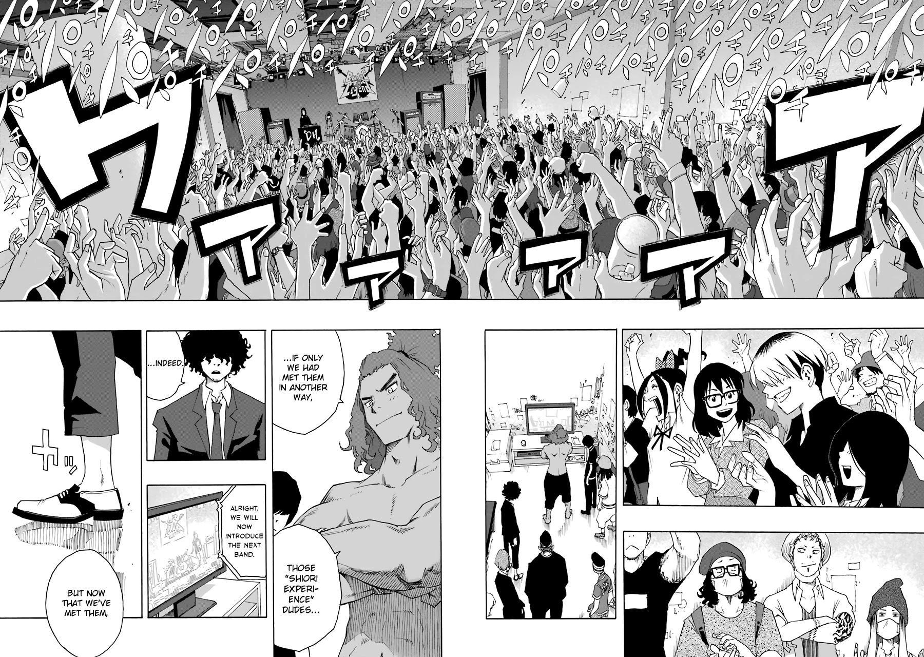 Shiori Experience - Jimi Na Watashi To Hen Na Oji-San Chapter 53: Top News~ page 42 - Mangakakalots.com