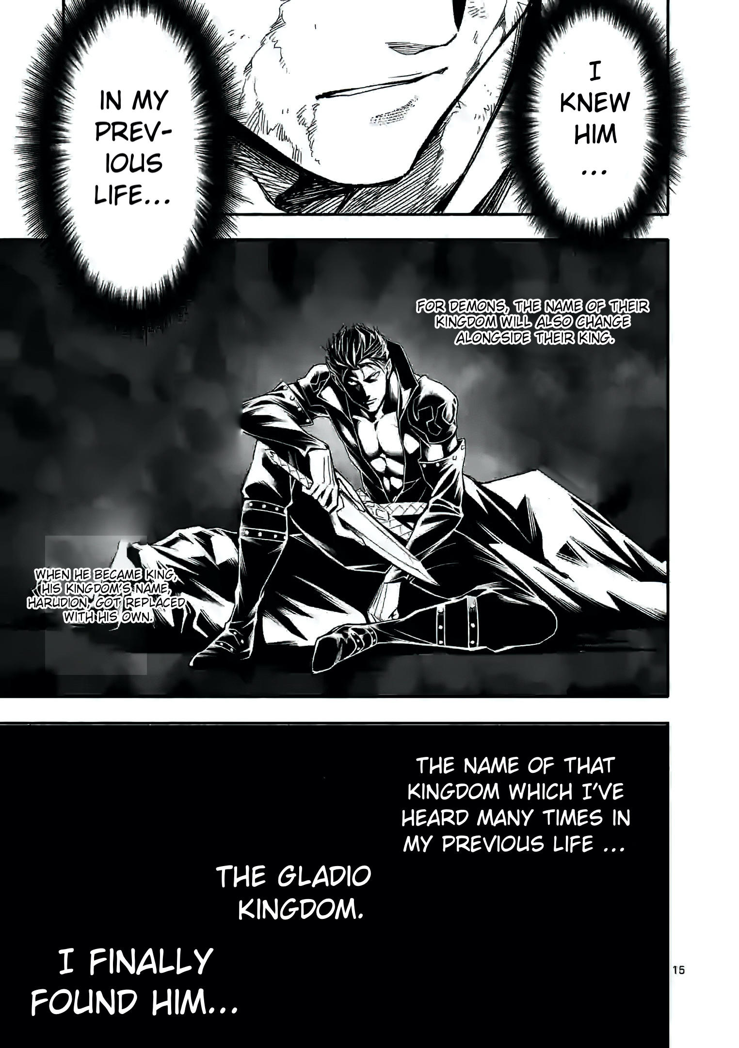 After Being Reborn, I Became The Strongest To Save Everyone Chapter 15 page 16 - Mangakakalots.com