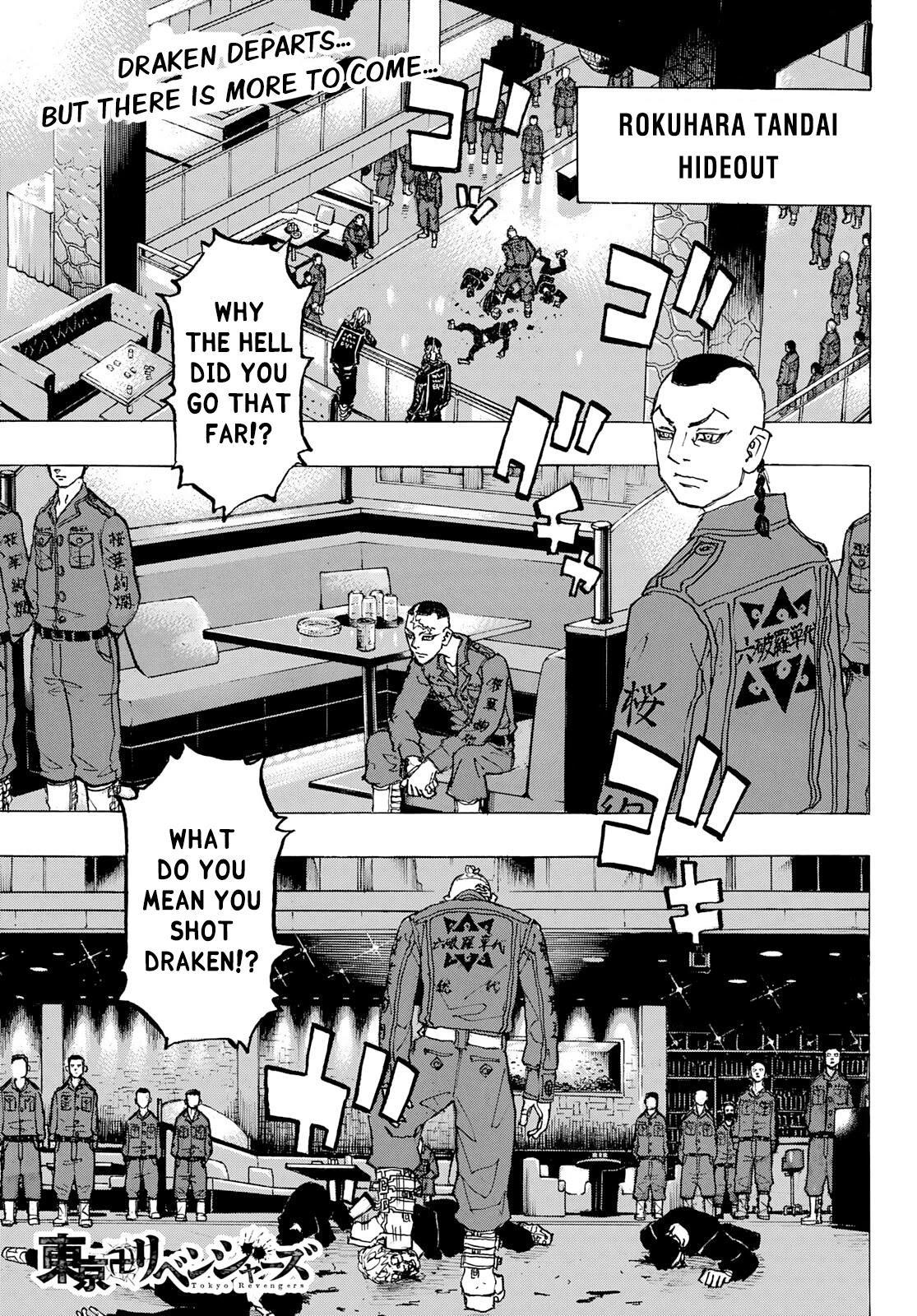 Tokyo Manji Revengers Chapter 224: Cutthroat page 1 - Mangakakalots.com
