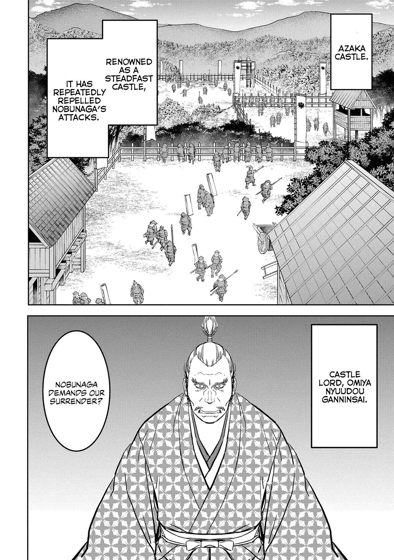 Sengoku Komachi Kurou Tan! Chapter 39 page 10 - Mangakakalots.com