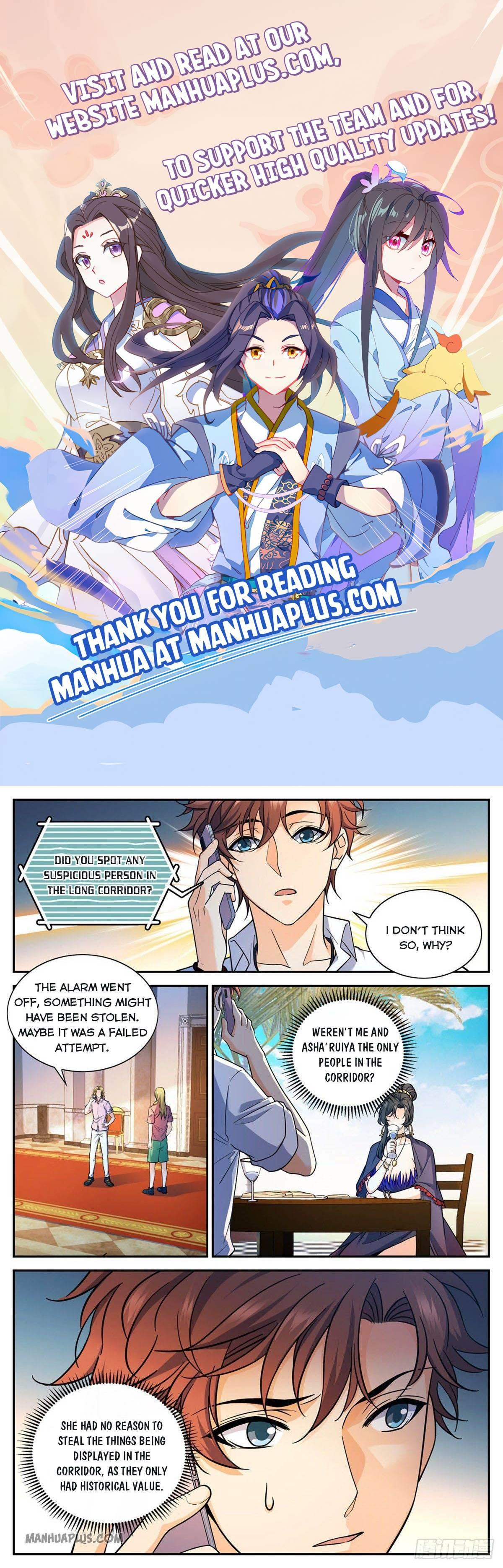 Versatile Mage Chapter 673 page 1 - Mangakakalots.com