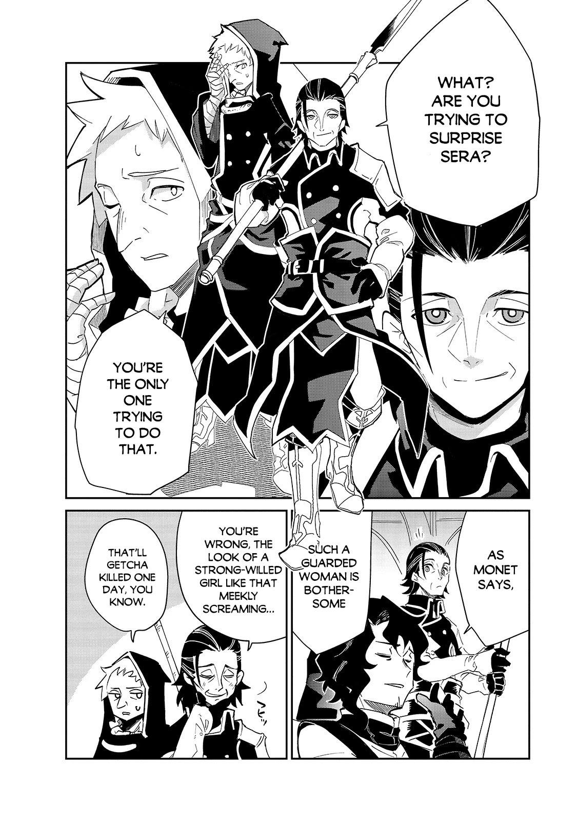 Let's Aim For The Deepest Part Of The Otherworldly Labyrinth Chapter 16 page 6 - Mangakakalots.com