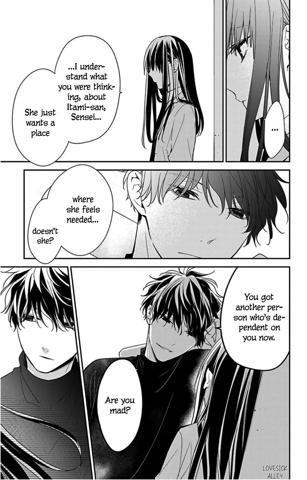 Tsuiraku Jk To Haijin Kyoushi Chapter 38 page 27 - Mangakakalots.com
