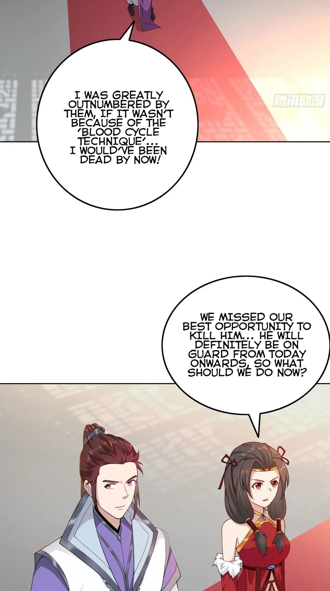 Forced To Become The Villainous Son-In-Law Chapter 37 page 23 - Mangakakalots.com