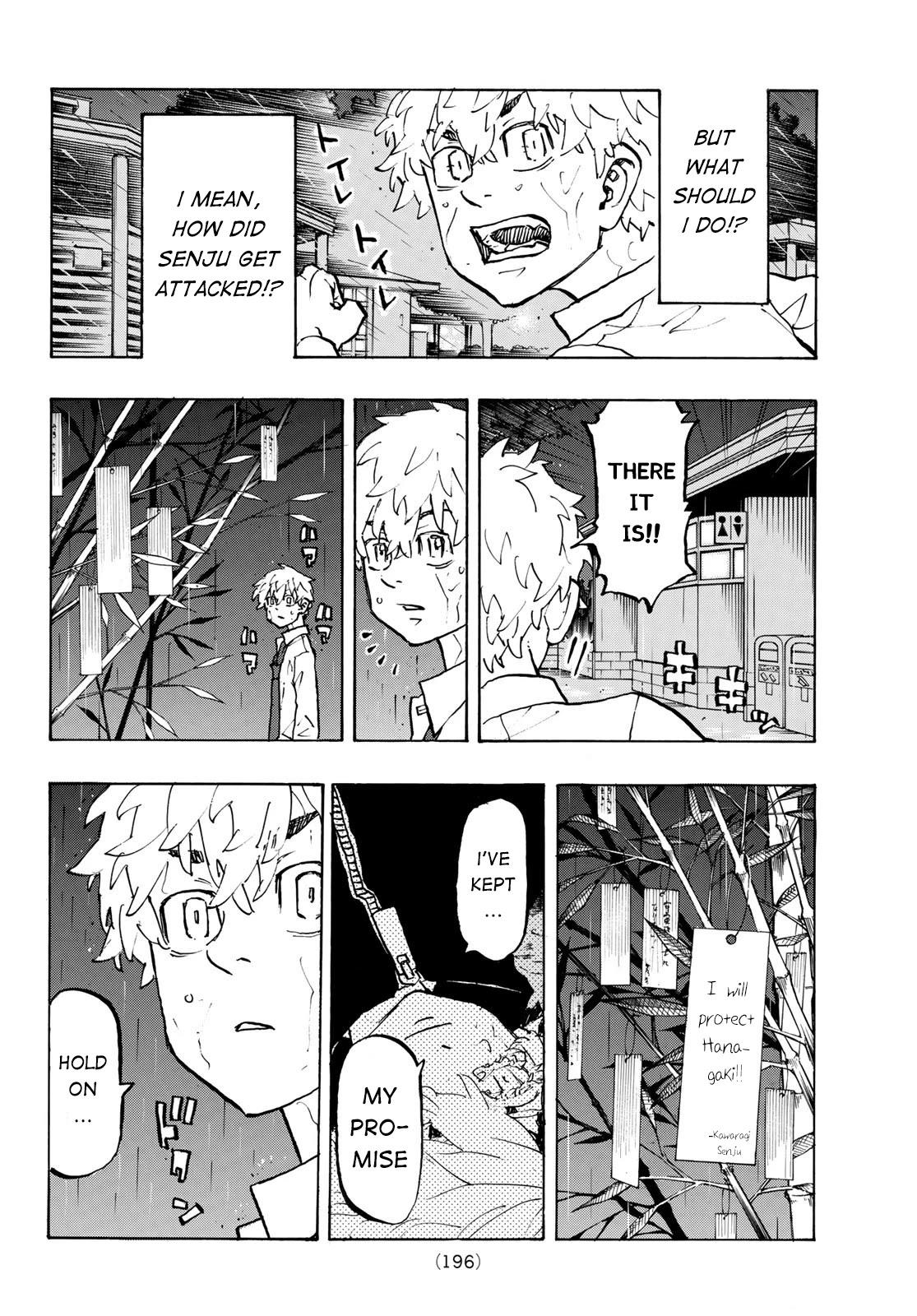 Tokyo Manji Revengers Chapter 220: Bull's-Eye page 4 - Mangakakalots.com