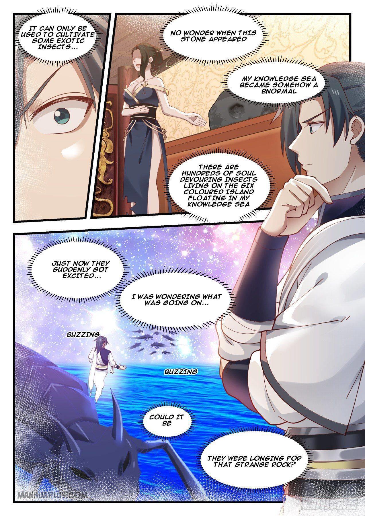 Martial Peak Chapter 1056 page 11 - Mangakakalots.com