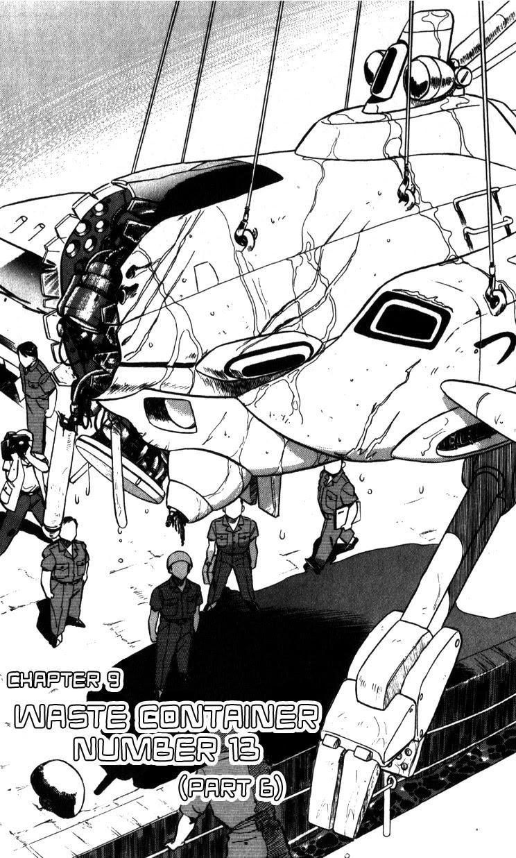 Kidou Keisatsu Patlabor Vol.7 Chapter 9.06: Waste Container Number 13 < Part 6> page 1 - Mangakakalots.com