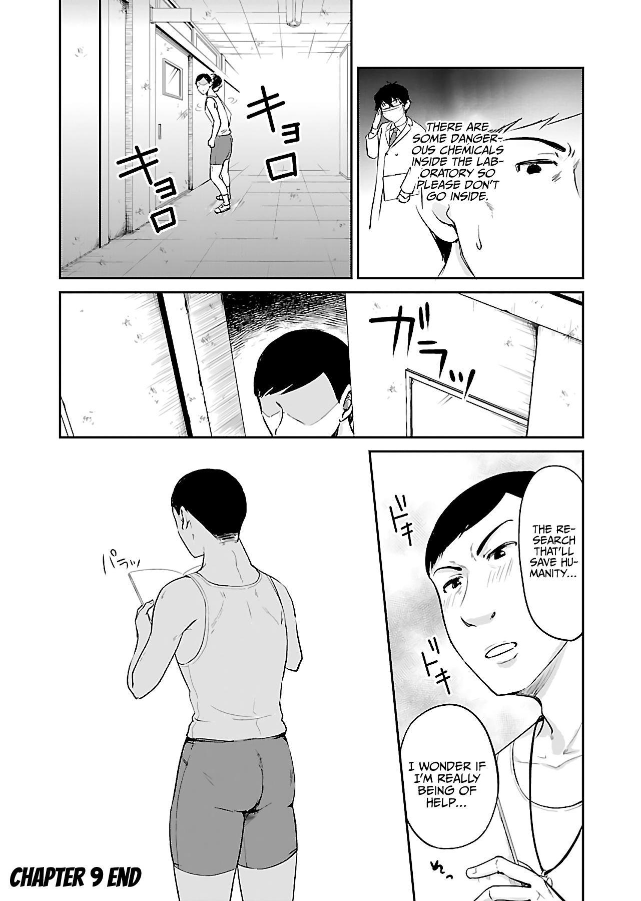 Zombie Darake No Kono Sekai De Wa Sex Shinai To Ikinokorenai Chapter 9: Zombie 9 page 25 - Mangakakalots.com
