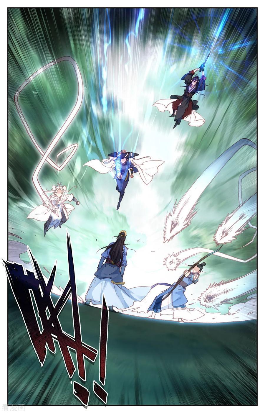 The Heaven's List Chapter 60.5: Three Brothers (2) page 8 - Mangakakalots.com