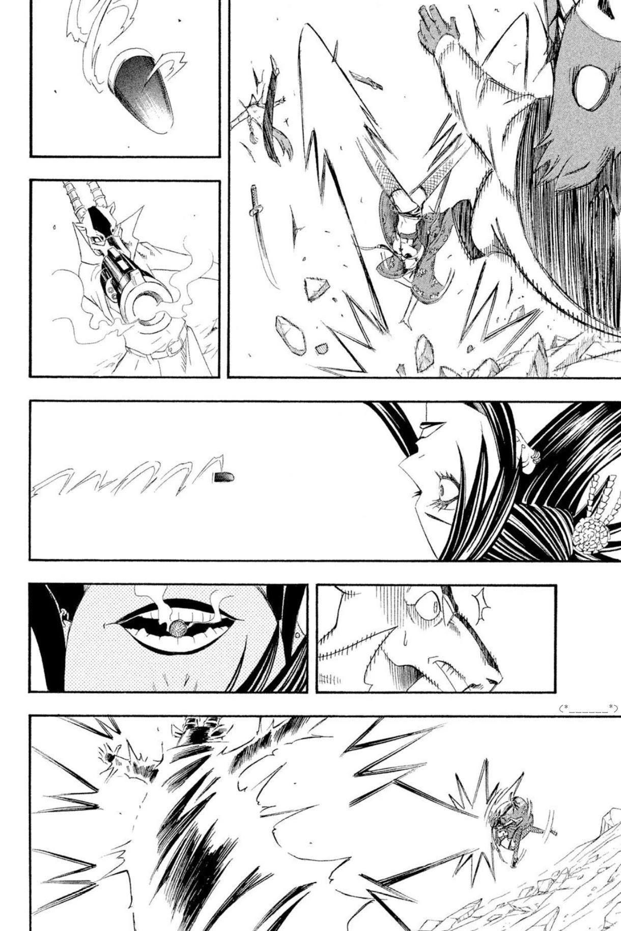 Buster Keel! Chapter 37: Feast Of God (Part 2) page 22 - Mangakakalots.com