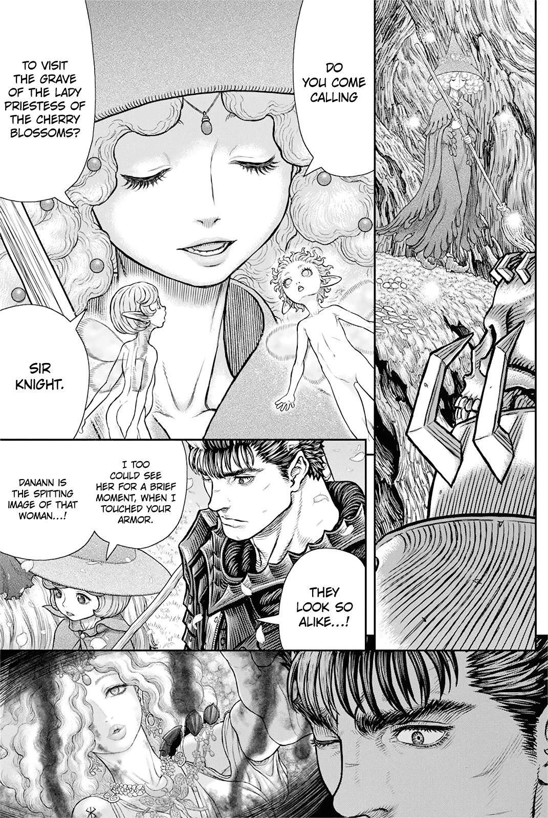 Berserk Chapter 363: Leaping Monkey page 3 - Mangakakalot