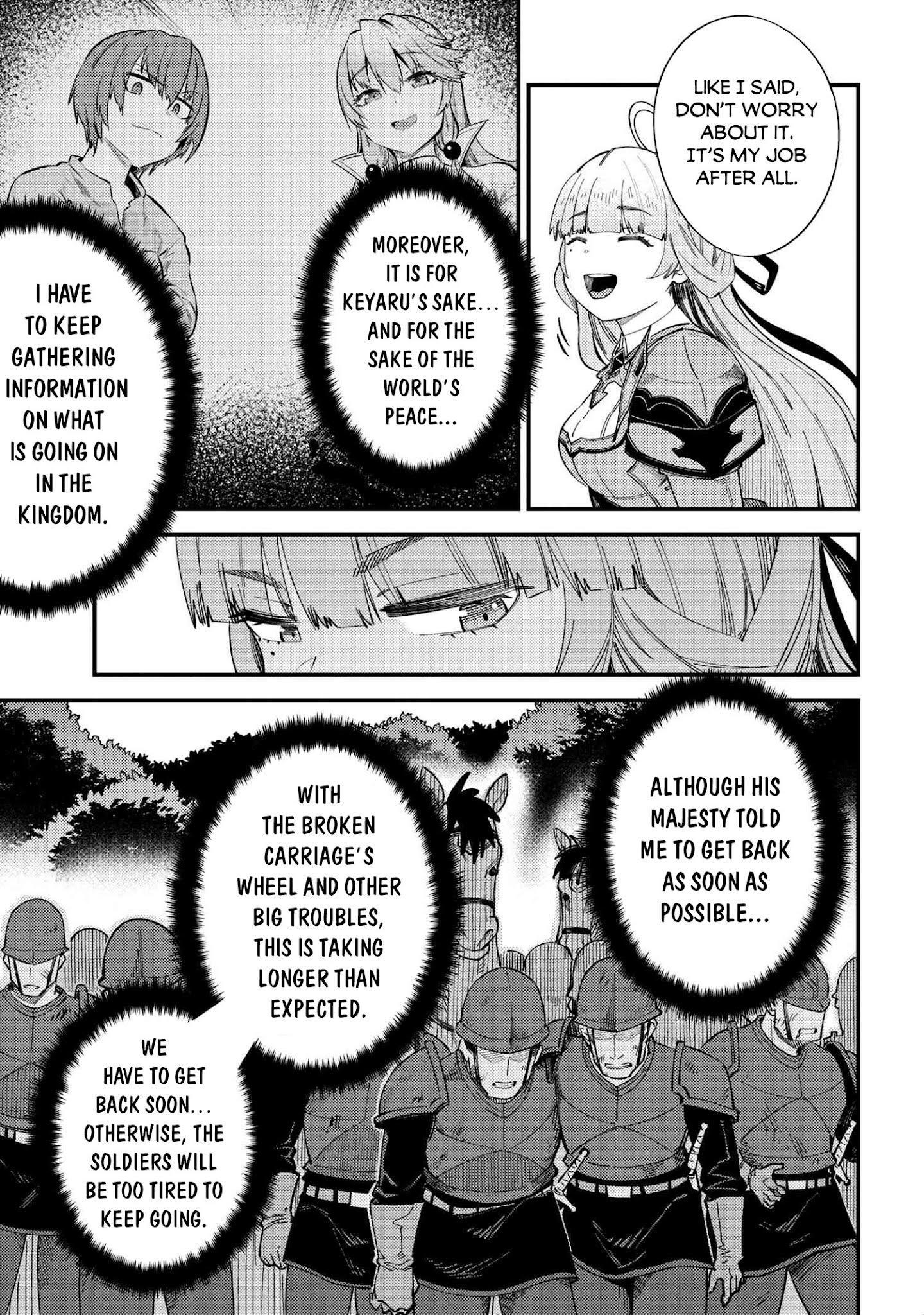 Kaifuku Jutsushi No Yarinaoshi Chapter 38.2 page 4 - Mangakakalot