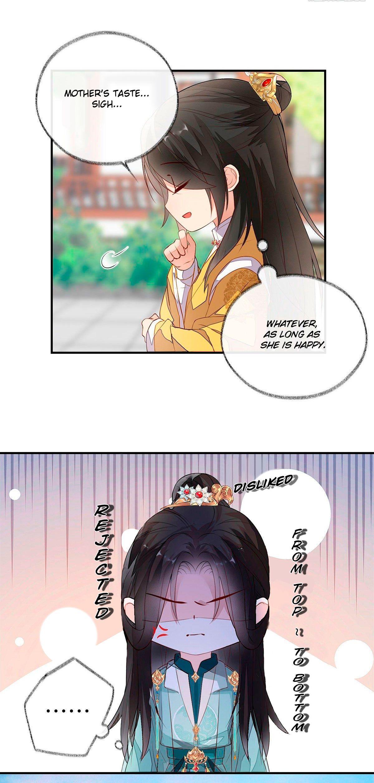 Empress Mother Chapter 7 page 21 - Mangakakalots.com