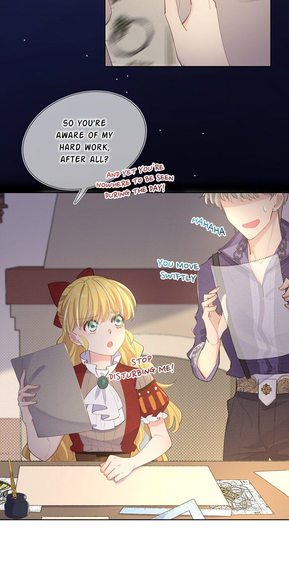 The Brilliant Miss Olive Chapter 15 page 25 - Mangakakalots.com