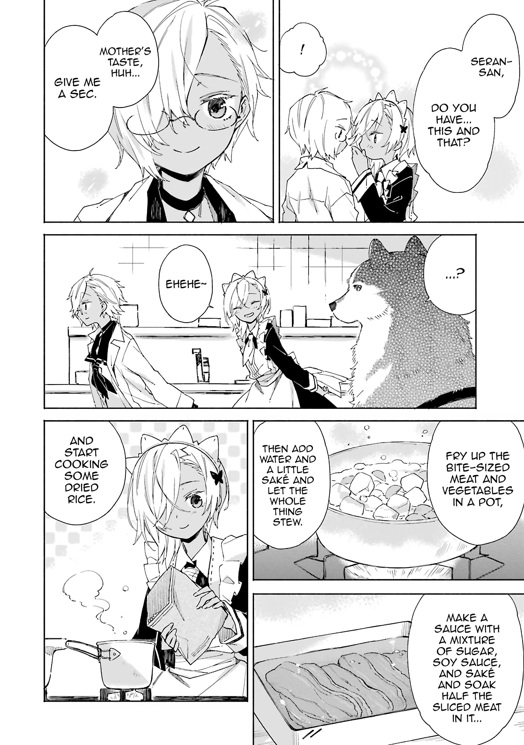 Our Lives After The Apocalypse Vol.3 Chapter 16: Departure page 29 - Mangakakalots.com