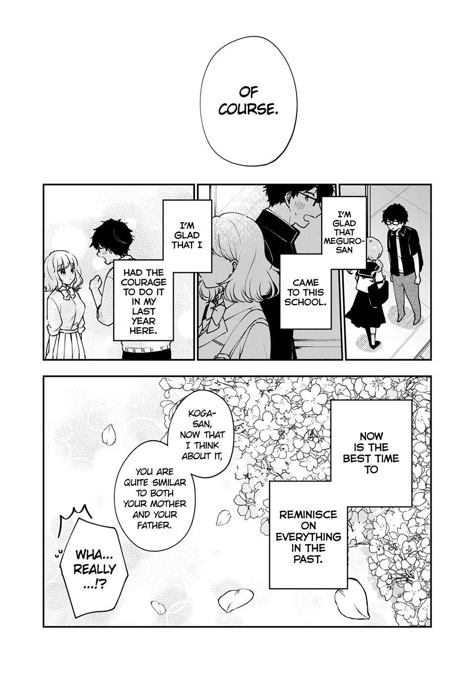 It's Not Meguro-San's First Time Chapter 47: Of Course page 17 - Mangakakalots.com