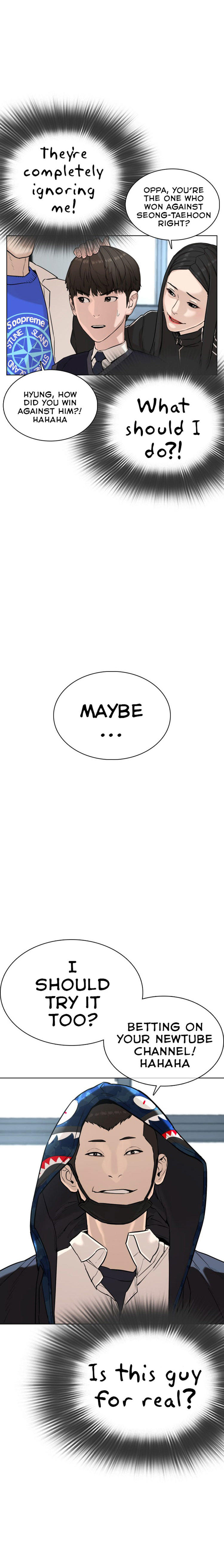 How To Fight Chapter 20: Are You Asking If I'm Pretty? page 17 - Mangakakalots.com