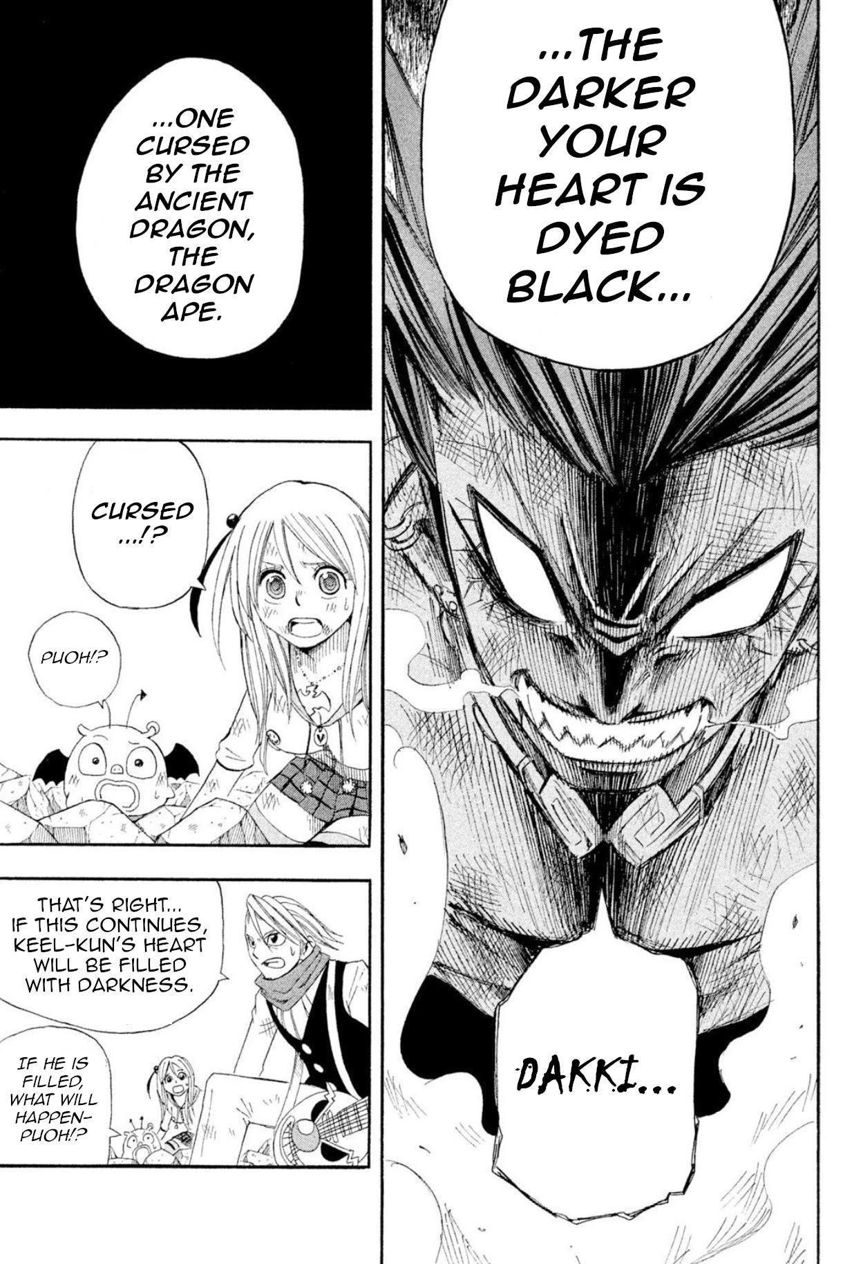 Buster Keel! Chapter 35: Adventurer's Circus (Part 10) page 18 - Mangakakalots.com