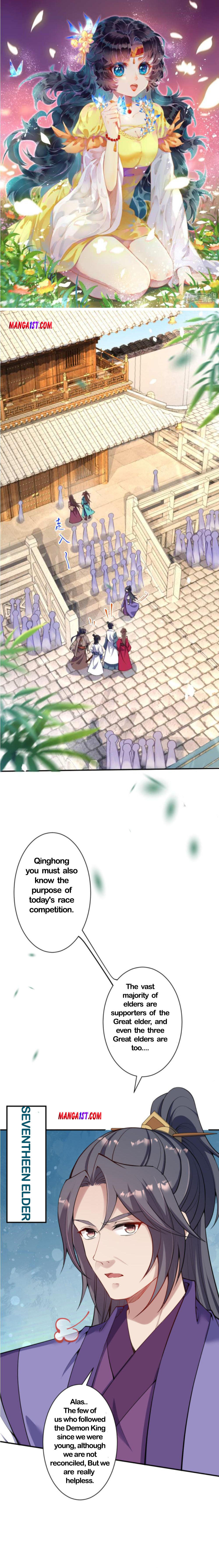 Against The Gods Chapter 338 page 1 - Mangakakalots.com