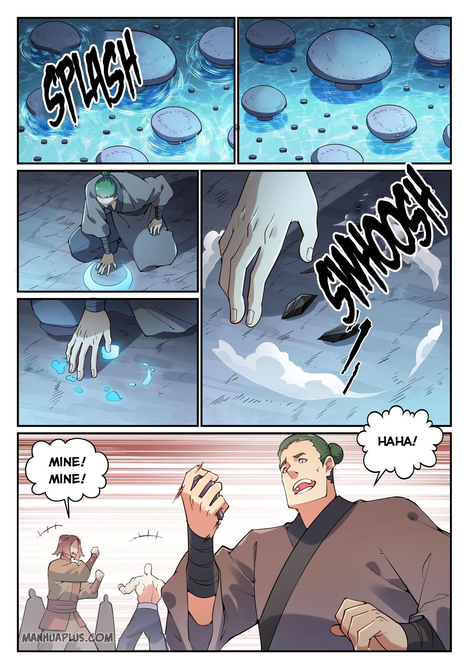Apotheosis Chapter 749 page 9 - Mangakakalots.com