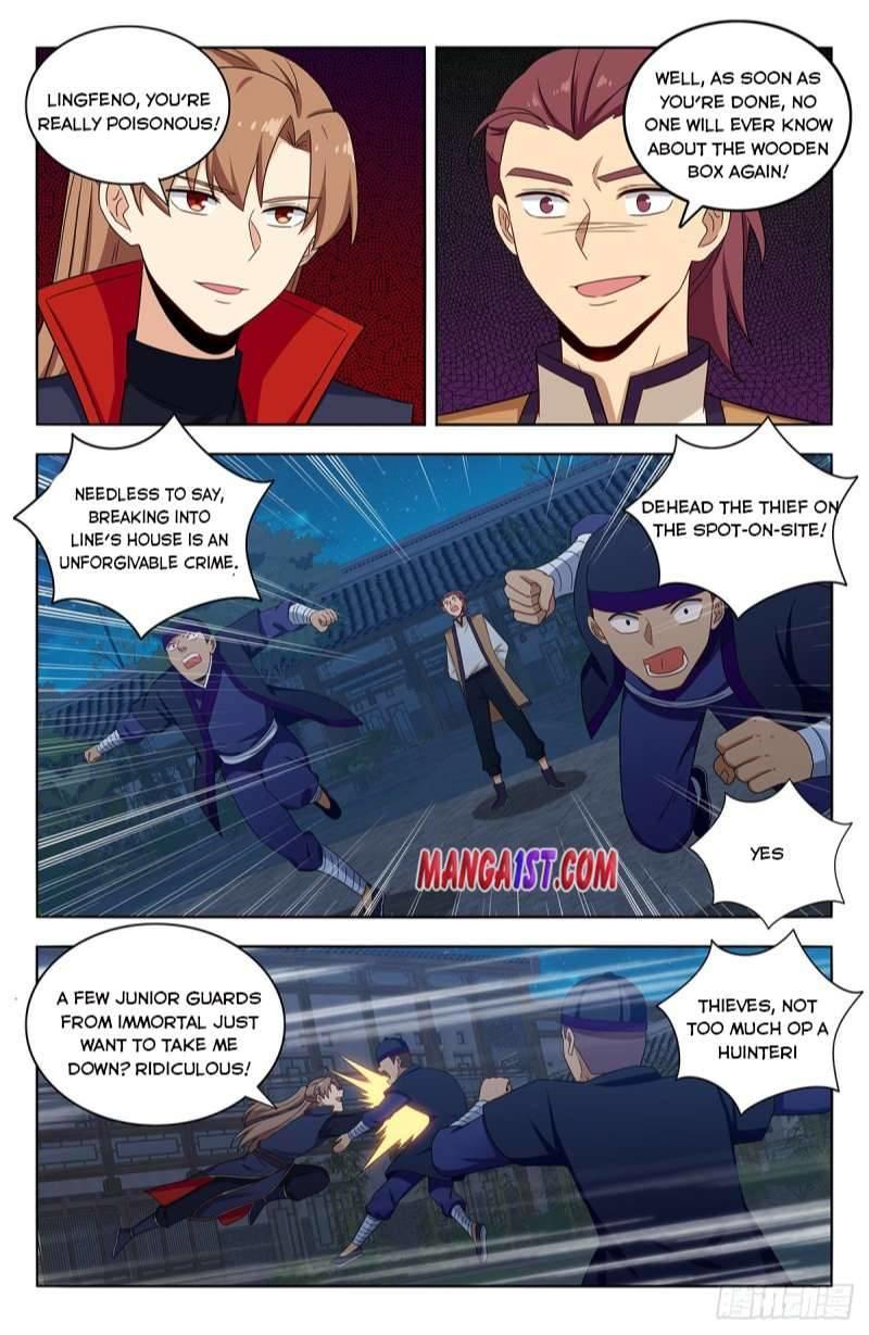 Strongest Anti M.e.t.a Chapter 390 page 11 - Mangakakalots.com