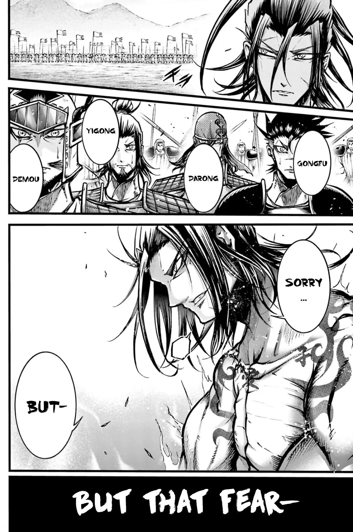 Shuumatsu No Valkyrie: The Legend Of Lu Bu Fengxian Chapter 8 page 27 - Mangakakalots.com