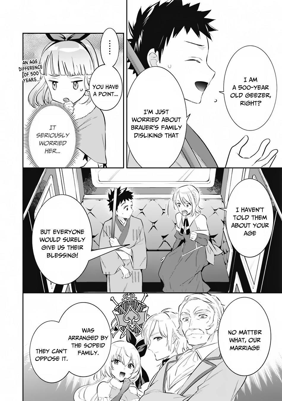 Jimina Ken Sei Wa Sore Demo Saikyoudesu Chapter 51 page 9 - Mangakakalots.com