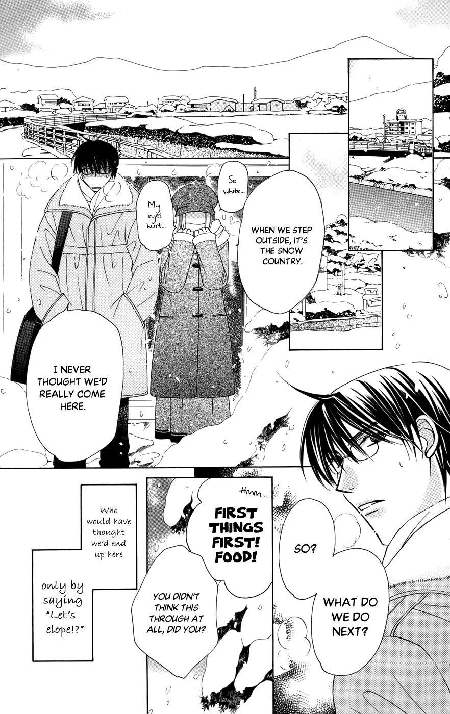 Platinum Garden Chapter 59 page 24 - Mangakakalots.com